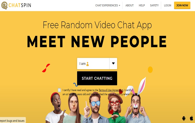 Chatspin Video Chat